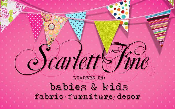 Scarlett Fine Fabrics