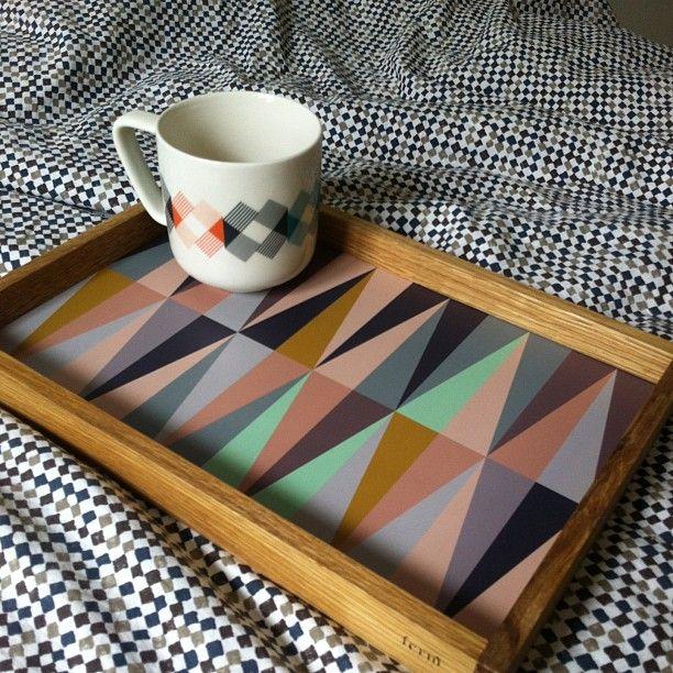 Gullfuglen porcelain cup at home @backdoor_beauty | # funkle