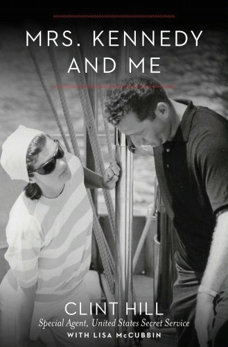 Mrs. Kennedy and Me.  I LOVE this book!  Everybody should have a Mr. Hill in their life!