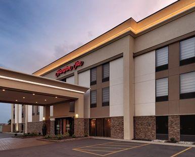 Hampton Inn Cincinnati-Kings Island Hotel, OH - Exterior