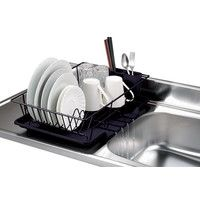 Sweet Home Collection 3 Piece Dish Drainer Set & Reviews | Wayfair