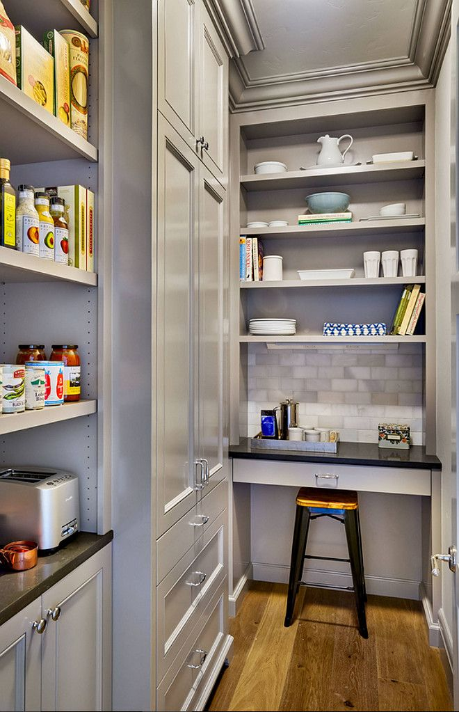 Best Kitchen Pantry Kitchen Pantry Cabinet Paint Color Gray 400 x 300