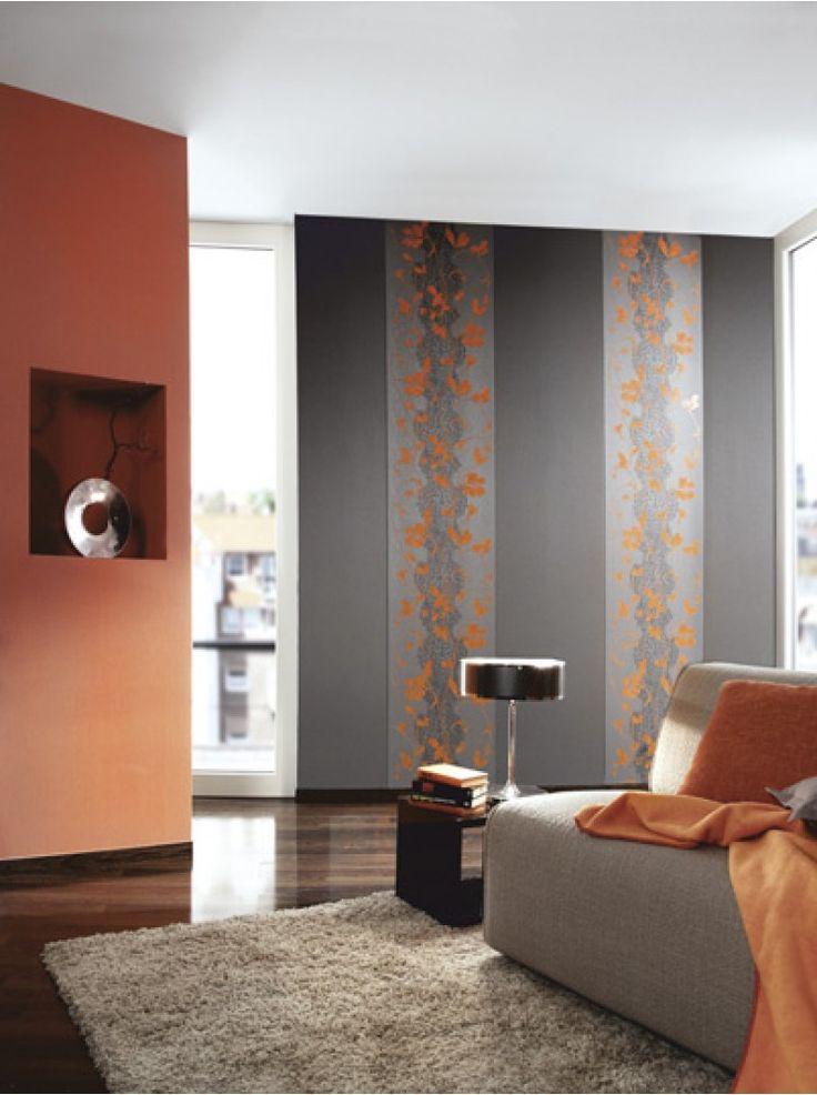 Orange Sceno Wallpaper 50