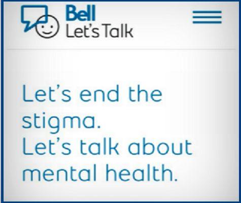 It's Bell Let's Talk Day - Will You be Sharing? #BellLetsTalk