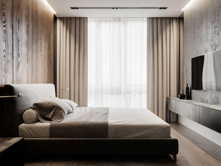 Interior Visualization Интерьер In 2019 Bedroom Decor
