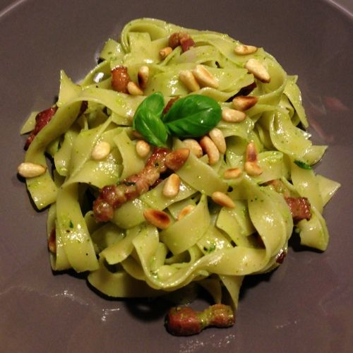 15-Minute Creamy Avocado Pasta - The Health Journal