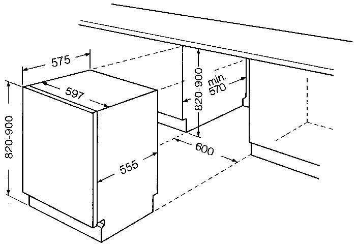 Bauknecht GSXS 7425 Vollintegrierbarer Einbaugeschirrspüler / AAA / Wasserverbrauch: 15 L / Energieverbrauch: 1.05 kWh / Schallleistung: 52 dB / 60 cm: Amazon.de: Elektro-Großgeräte