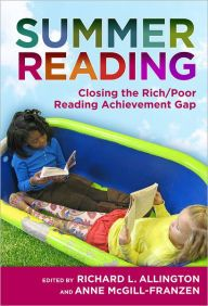 What MRA Board Members are Reading this Summer -  Summer reading loss accounts for roughly 80% of the rich/poor reading achievement gap. Yet far too little attention is given to this pressing problem. This timely volume offers not only a comprehensive review of what is known about summer reading loss, but also provides reliable interventions and guidance by acknowledged experts and researchers on reading, remedial reading, and special education.