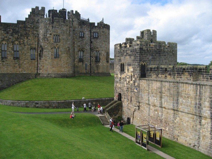 Alnick Castle, Northumbria, UK To book go to www.notjusttravel.com/anglia