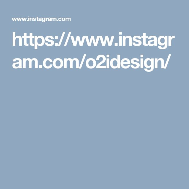 You can find our O2i Design Instagram feed here - https://www.instagram.com/o2idesign/