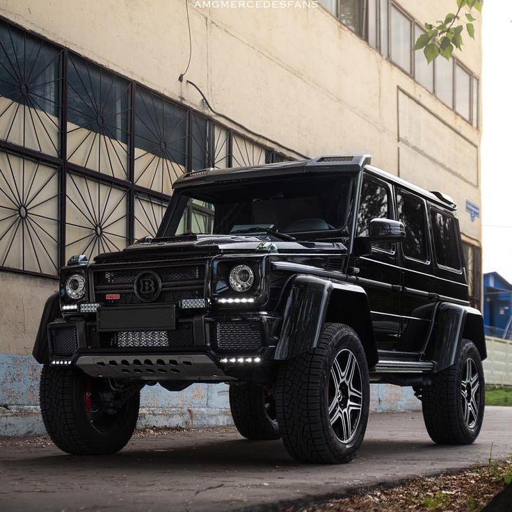 Brabus G500 4x4 Squared !   : @stingray_01 #G500 #4x4 #Brabus