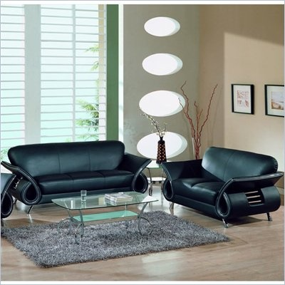 Die besten 25+ Black leather sofa set Ideen auf Pinterest - moderne wohnzimmer sofa
