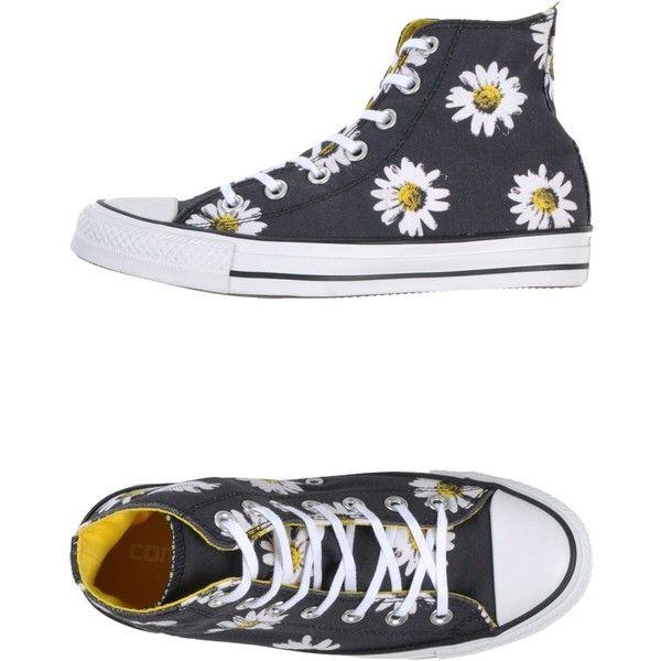 Canvas, logo detail, floral design, laces, round toeline, rubber sole, flat, lifestyle. Material:Textile fibres