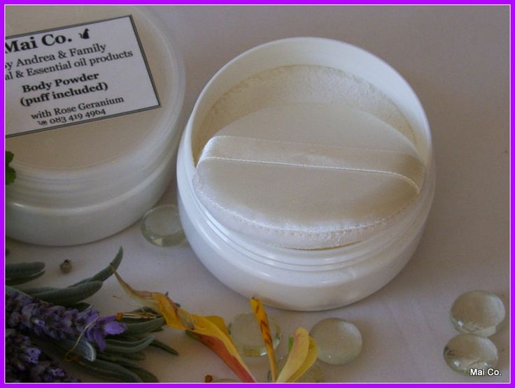 Herbal Body is the perfect end to your bath routine....helping you to stay dry and fragrant throughout the day.