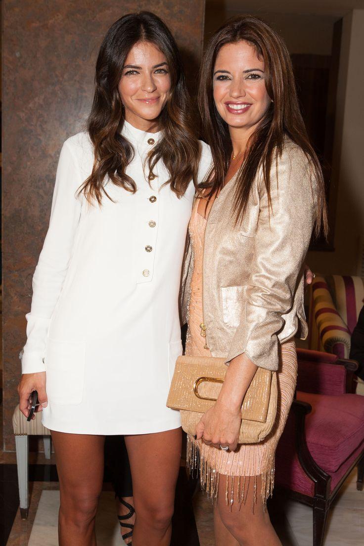 Luísa Beirão e Bárbara Guimarães, Elite Model Look, Lisboa - Foto: Rui Valido/Revista CARAS