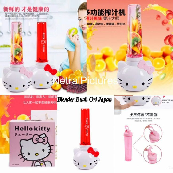#blender #shake n take #hellokitty ory @ 345.000