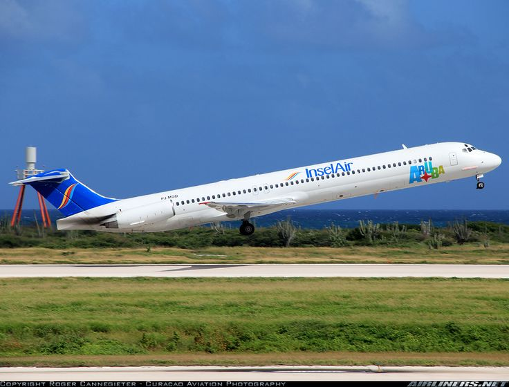 McDonnell Douglas MD-82 (DC-9-82) - Insel Air Aruba   Aviation Photo #2043586   Airliners.net