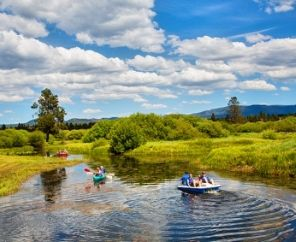 Bend-Sunriver RV Campground - Bend, OR