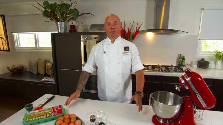 Pierrick Boyer's Pavlova recipe with Farm Pride Eggs