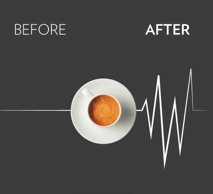 Coffeeee = Fuellll