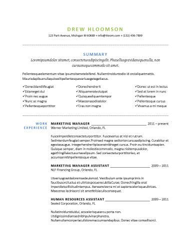 traditional 2 resume template download google docs free professional templates