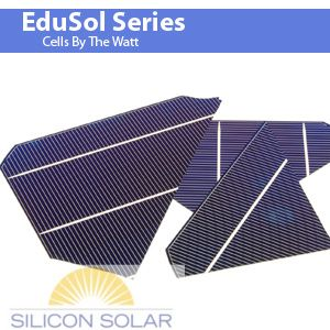 A place to buy scrap solar panels and connection wire.