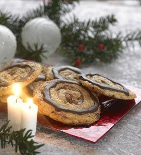 Lækkert bagværk med smag af kanel