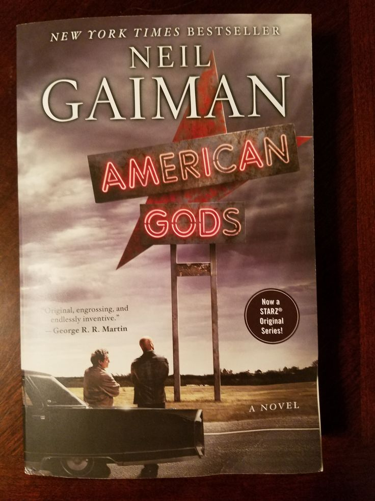 The wonderful people over at William Morrow/Harper Collinswere awesome enough to send me a review copy of this awesome book! ThanksWilliam Morrow/Harper Collins!  American Gods by Neil Gaim…