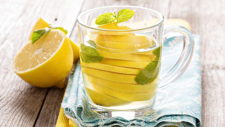 Citronvatten- 7 fördelar med att dricka det varje morogn.