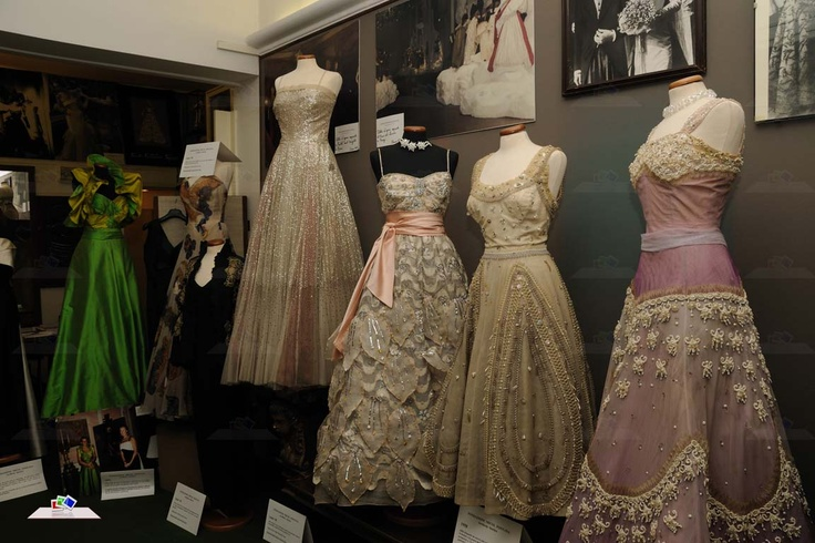 atelier sorelle fontana  second to the right is so pretty