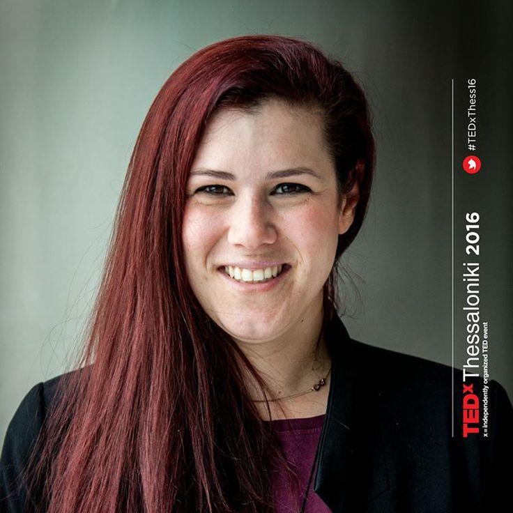 """""""Η πρώτη επαφή της Βάλιας με το TEDx Thessaloniki έγινε μέσα από τη γνωριμία της με τον Παναγιώτη Χρυσοβέργη, ομιλητή μας το 2011, του οποίου η παρουσία…"""""""
