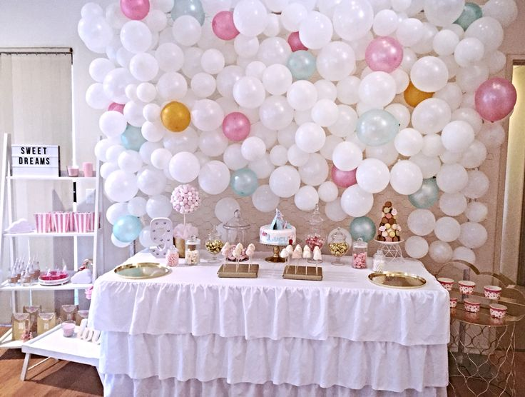 Best buffet tables and backdrops by stylish soirees