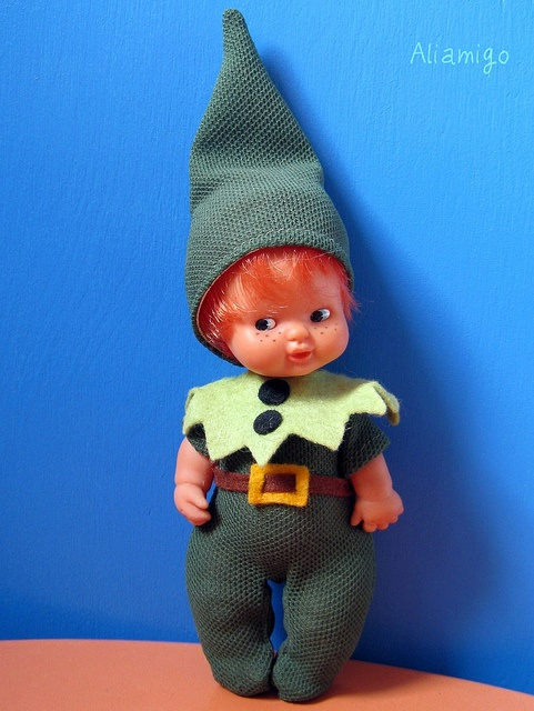 Barriguitas Duende del Bosque by Tartadefresa, via Flickr
