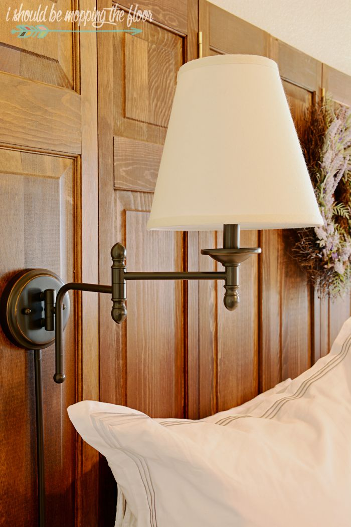 1320 best for the home images on pinterest getting for How to make a headboard out of a door