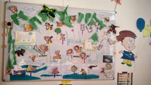 Da jungle classroom