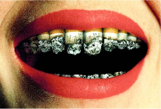 Lovely -- The 17 Best Anti-Smoking Print Ads Ever Created