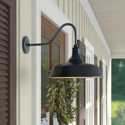 Adair 3 Light Outdoor Wall Lantern Outdoor Barn Lighting
