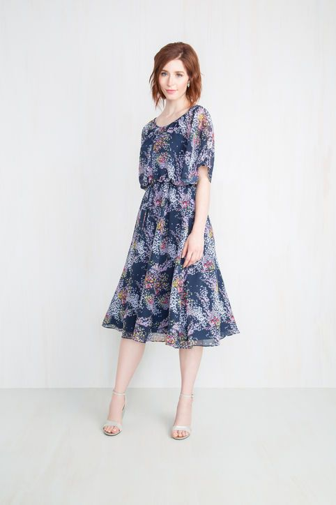 Modcloth's New Collection Features Figure-Flattering Dresses for All Sizes