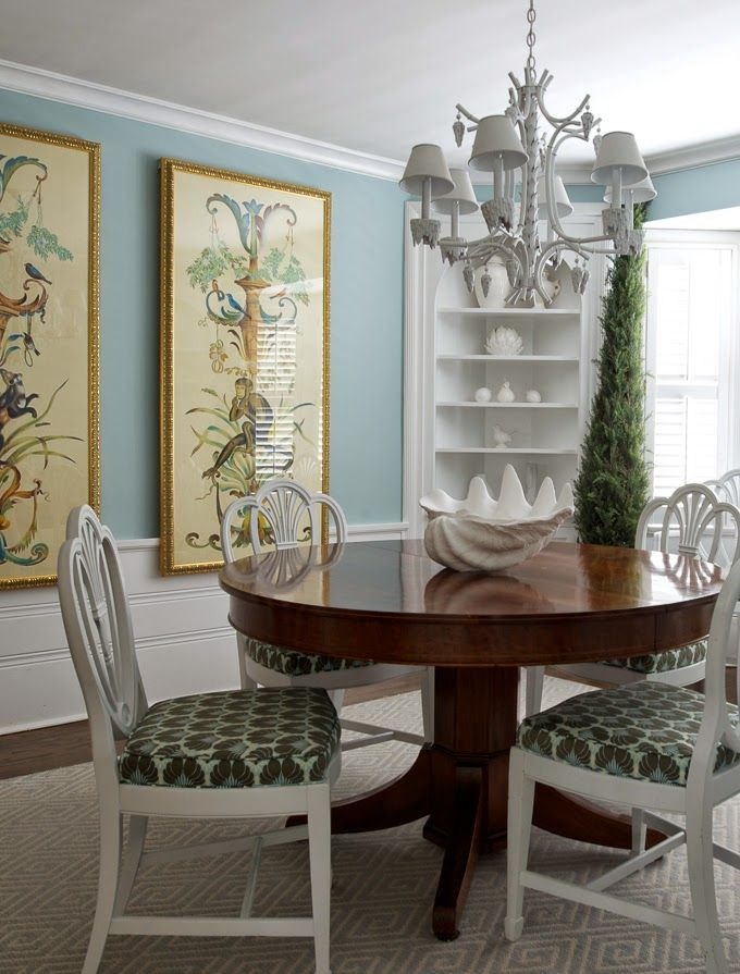 Benjamin Moore 709 Heavenly Blue Paint Colors