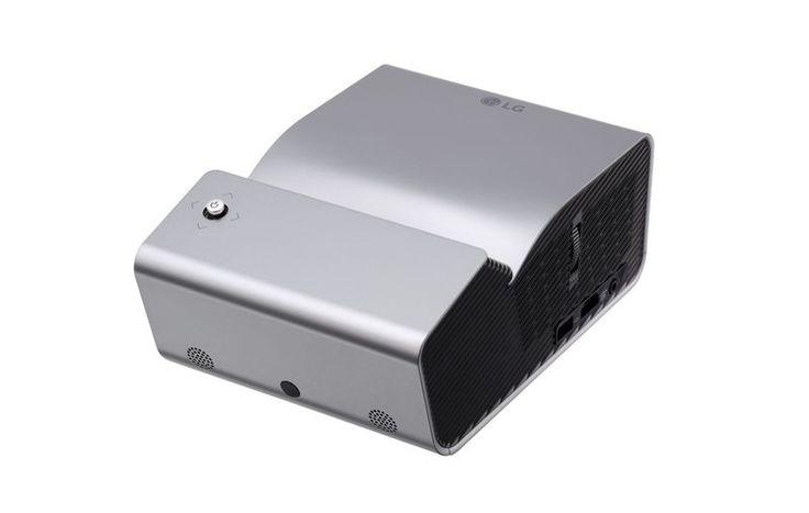 LG's Minibeam model PH450U projector