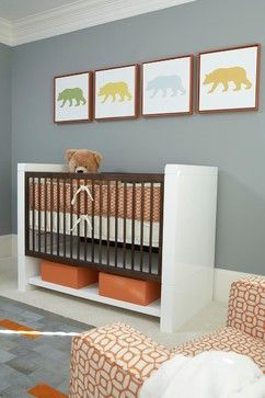 Avalisa Animal Silhouettes and Custom Letters   contemporary   kids   new  york   Avalisa Design238 best Animal themed images on Pinterest   Nursery ideas  Babies  . Animal Themed Nursery Ideas. Home Design Ideas