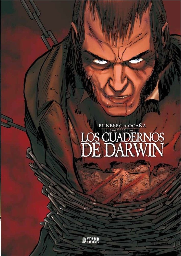 Los Cuadernos De Darwin Darwin Digital Comic Comics