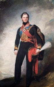 Henry William Paget (1768–1854), 1st Marquess of Anglesey, KG - Thomas Lawrence - The Athenaeum