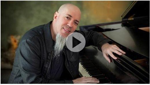 Jordan Rudess Of DREAM THEATER Launches PledgeMusic Campaign
