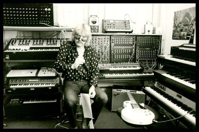 Edgar Froese - Tangerine Dream - RIP
