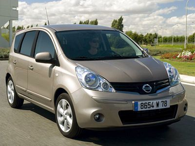 nissan note 14000 .
