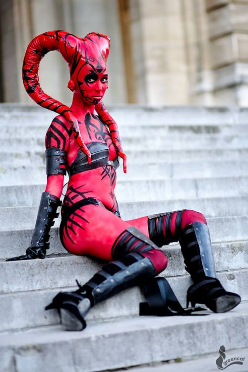 170 best images about Darth Talon Cosplay on Pinterest ...