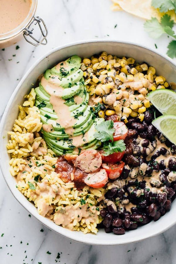 20 Vegan Recipes To Satisfy Your Mexican Cravings Even Queso Mexican Food Recipes Healthy Recipes Bowls Recipe