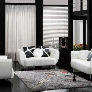 Pillows For White Leather Sofa