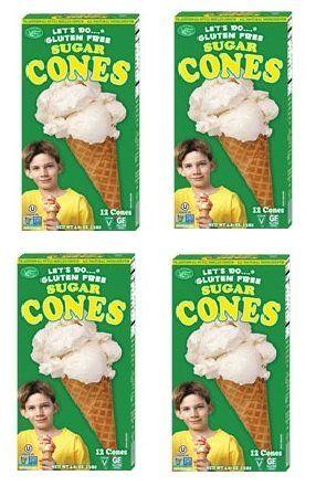 wholesale ice cream sugar cones - Google Search